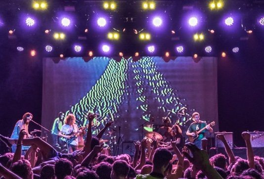 King Gizzard & The Lizard Wizard European Tour Dates - Music Industry Weekly