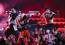 Red-Hot-Chili-Peppers - Music Industry Weekly