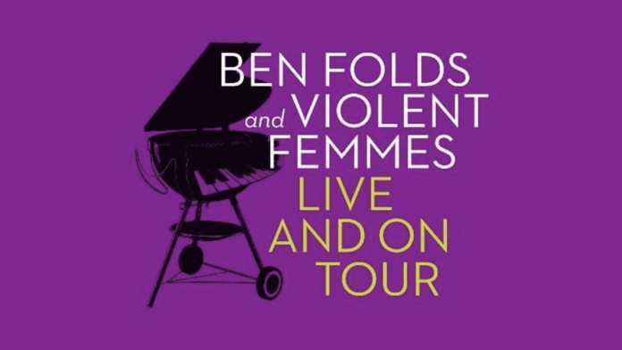 Ben Folds - Violent Femmes - Music Industry Weekly
