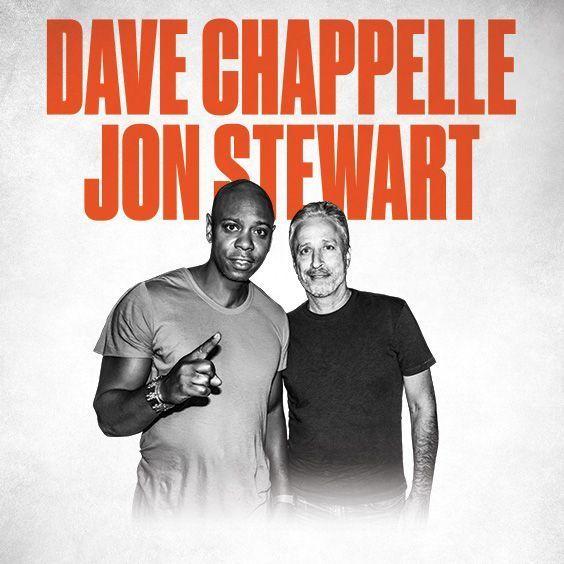 Dave Chappelle - John Stewart - Music Industry Weekly