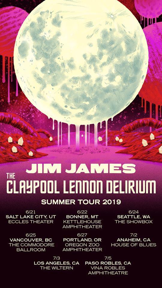 Music Industry Weekly - jim-james-claypool