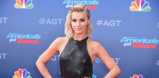 Music Industry Weekly - Julianne Hough - America's Got Talent