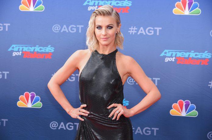 Music Industry Weekly - Julianne Hough - America's Got Talent