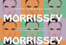 Morrissey - Broadway - Music Industry Weekly