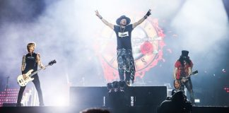 Guns N' Roses Tour 2019 - Music Industry Weekly