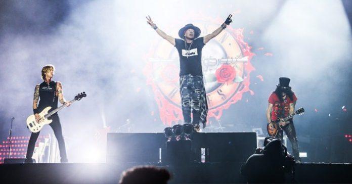Guns N' Roses Tour 2019 - Music Industry Weekly