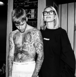 Justin - Hailey - Bieber - Studio - Music Industry Weekly