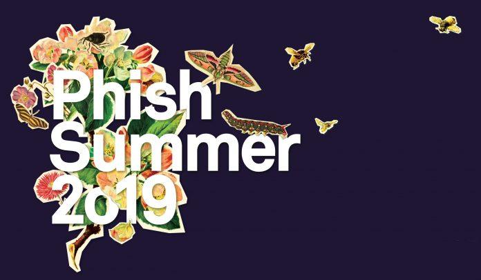 Phish_Summer_2019_Music Industry Weekly