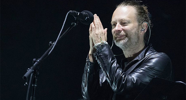Thom Yorke - Tomorrow's Modern Boxes World Tour - Music Industry Weekly