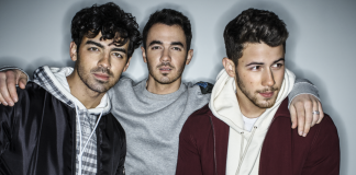 Jonas Brothers -Happiness Begins - Music Industry Weekly