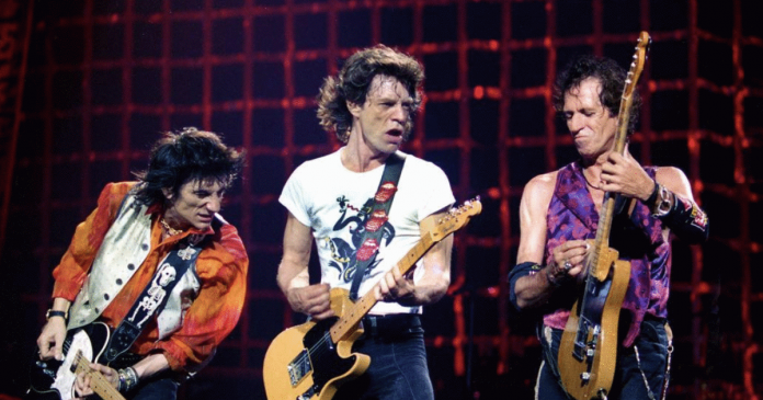 Music Industry Weekly -The Rolling Stones