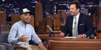 Chance The Rapper - The Big Day Album - Jimmy Fallon