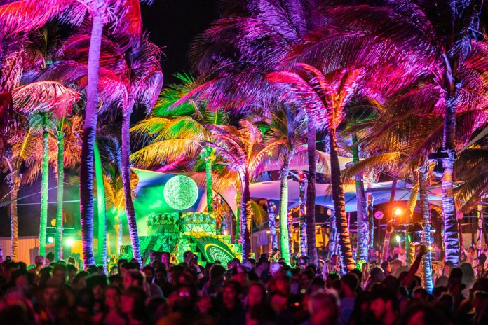 DEJA VOOM 2020 - Cancun, MO - Bassnectar - Music Industry Weekly
