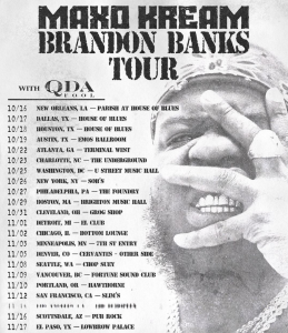 Maxo Kream - Brandon Banks Album - Music Industry Weekly