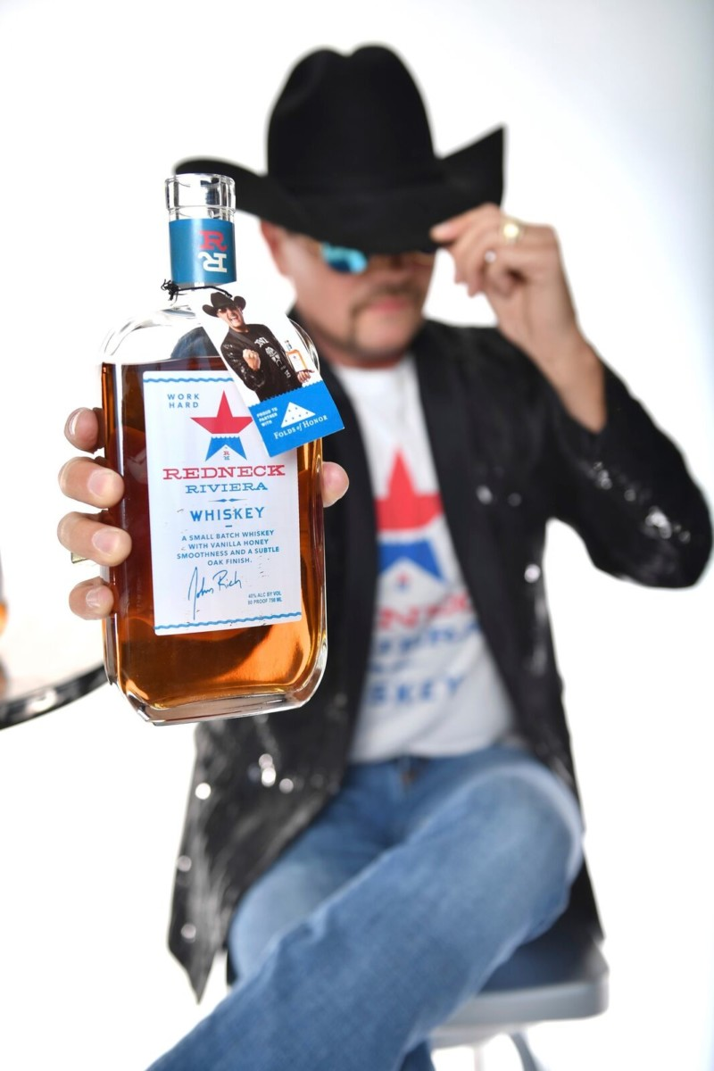 John Rich Whiskey - Music Industry Weekly
