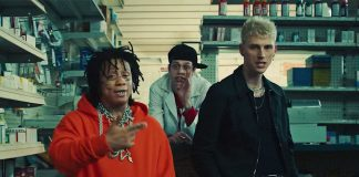 Machine Gun Kelly - Trippie Redd - Pete Davidson - Candy - Music Industry Weekly