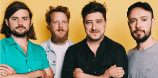 Mumford & Sons - Agora Del Mar 2020 - Music Industry Weekly