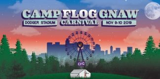 2019 Camp Flog Gnaw Carnival - Tyler, The Creator - Music Industry Weekly