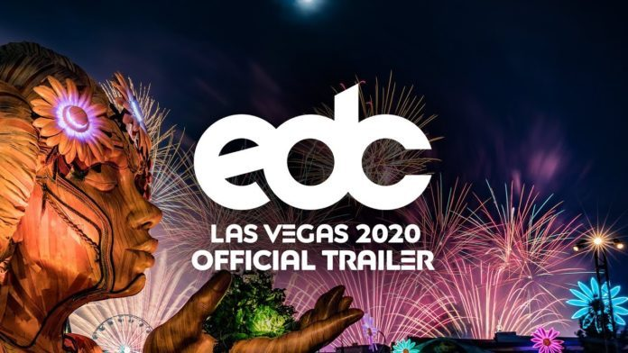 New Music Releases 2020.Edc Las Vegas 2020 Releases Official Trailer Music