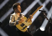 Niall Horan - MTV EMAs 2019 - Music Industry Weekly