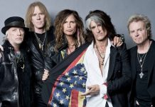 Aerosmith - European Summer Tour - Music Industry Weekly