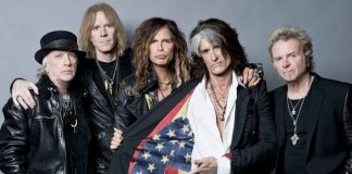 Aerosmith - European Summer Tour - Music Industry Weekly