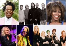 2021 Rock & Roll Hall of Fame - Music Industry Weekly