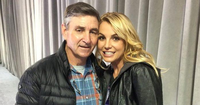 Britney Spears & Dad - Music Industry Weekly